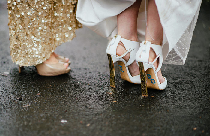 wedding shoes i do