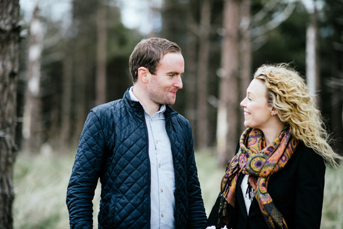 donegal engagement photography