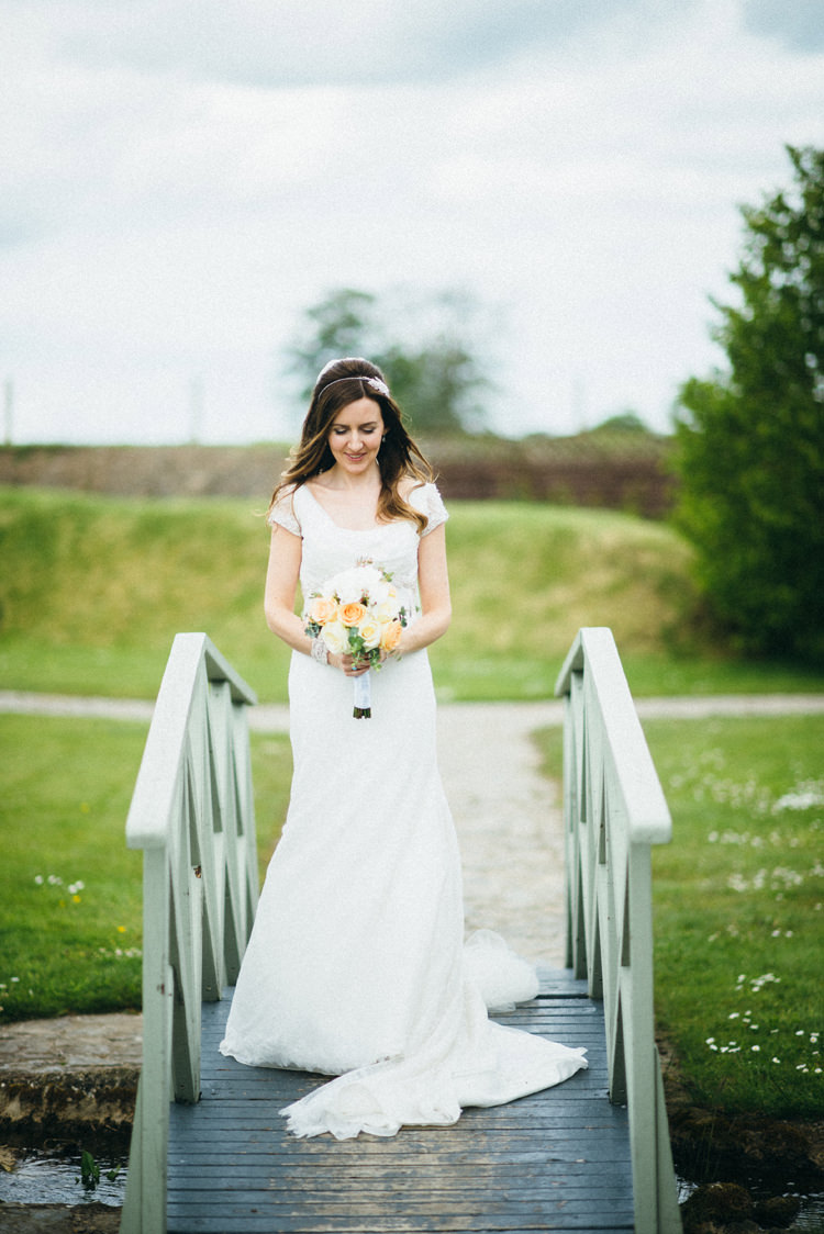 bride at ballymagarvey co meath