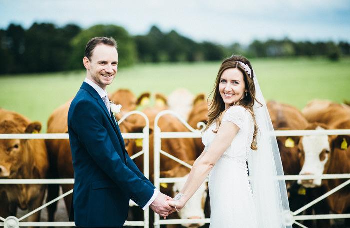 ballymagarwey village wedding photos 401
