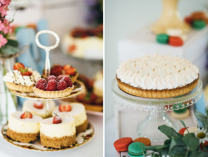 sweet table ideas for wedding