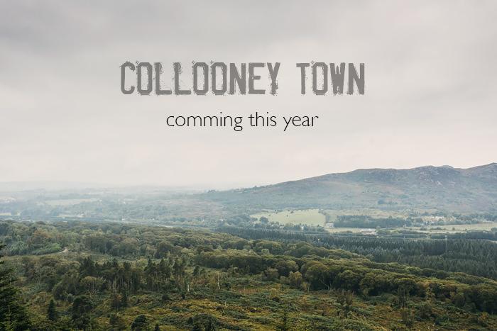 collooney town