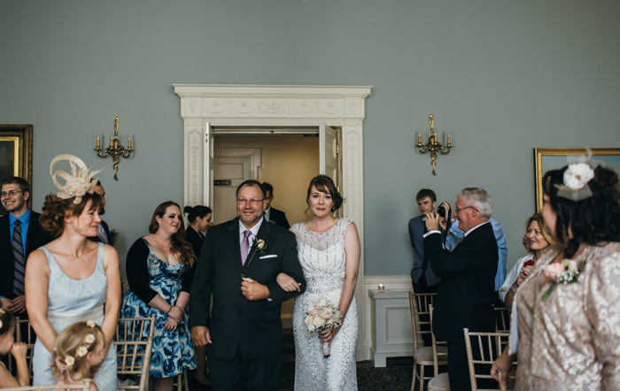 Merrion Hotel wedding