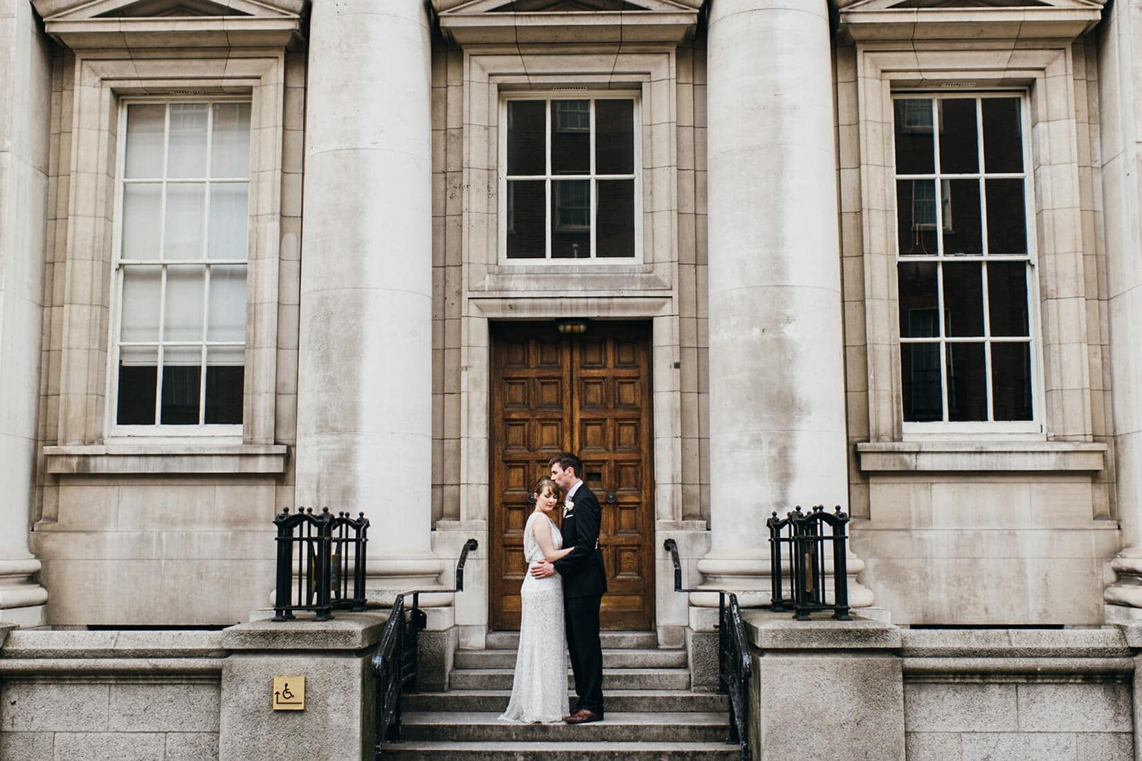 elope to Ireland to get married at Merrion Hotel in Dublin city