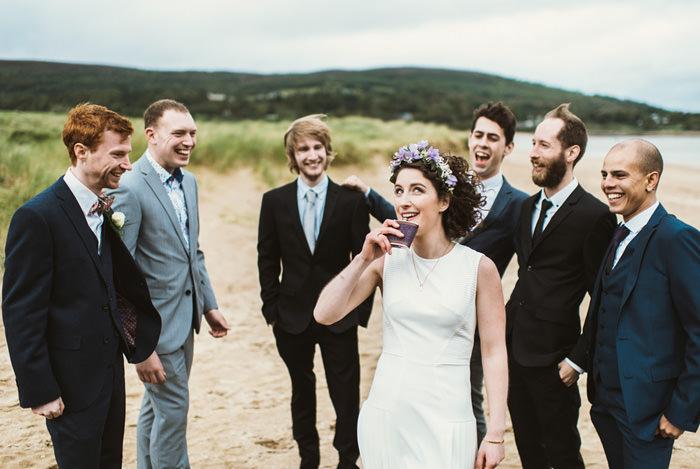 Irish clifs wedding photos10