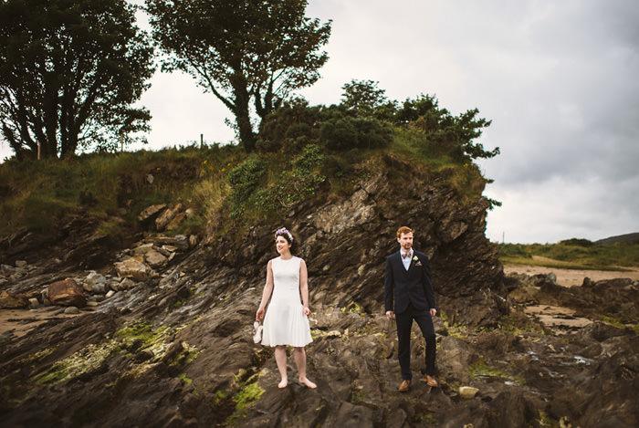 Irish clifs wedding photos9