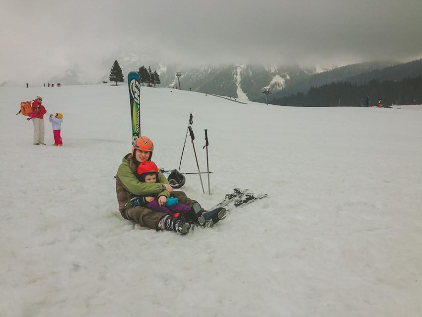 Italy Skiing in alps,dolomites4