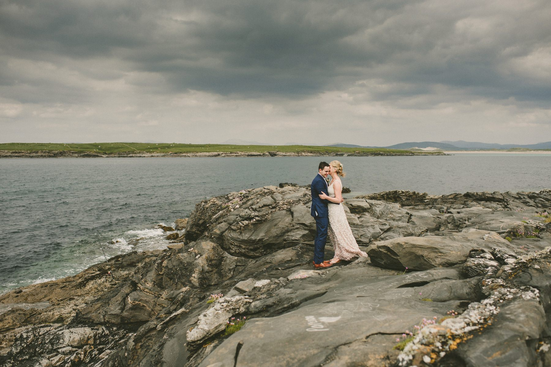 Wedding at lake house hotel Donegal