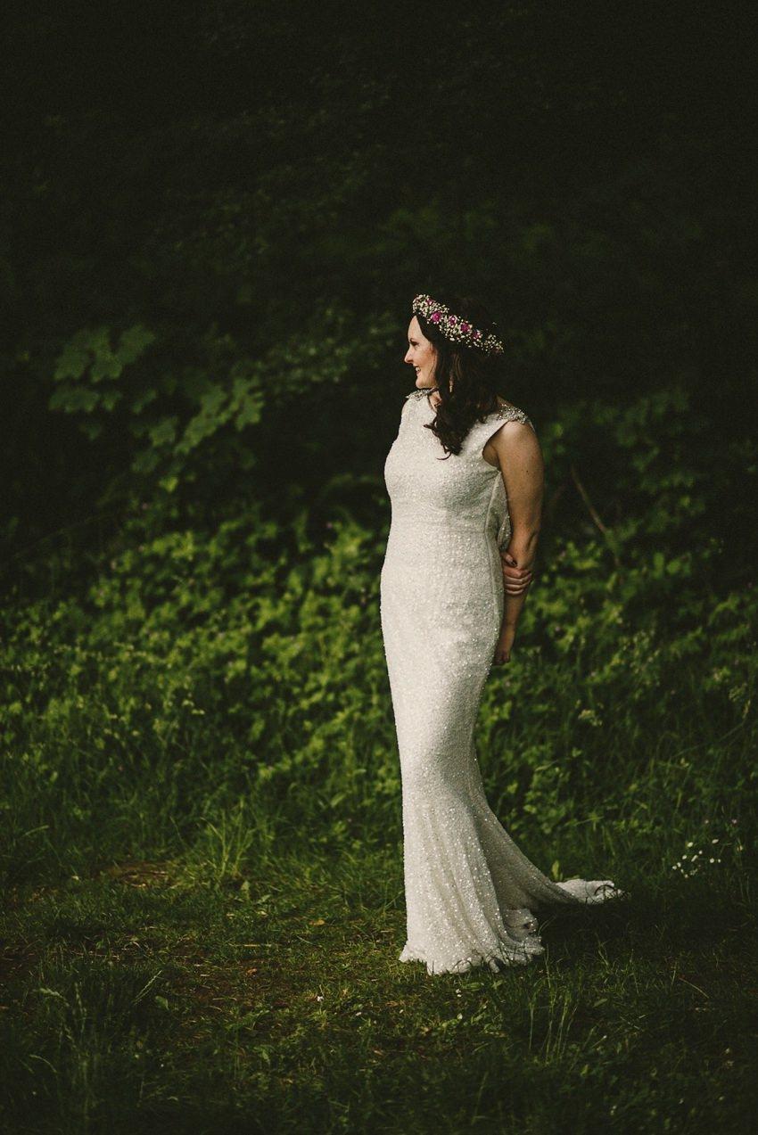 irish alternative bride