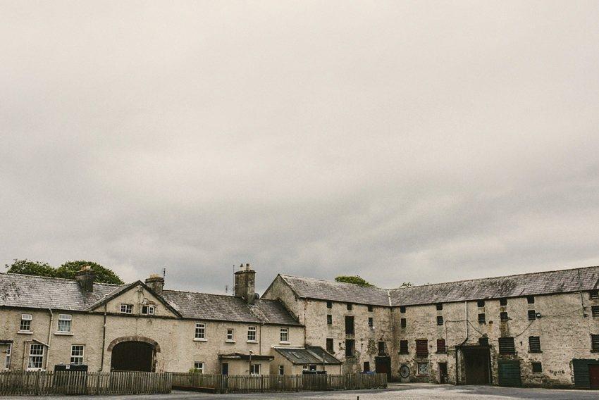 old buildings Westport House