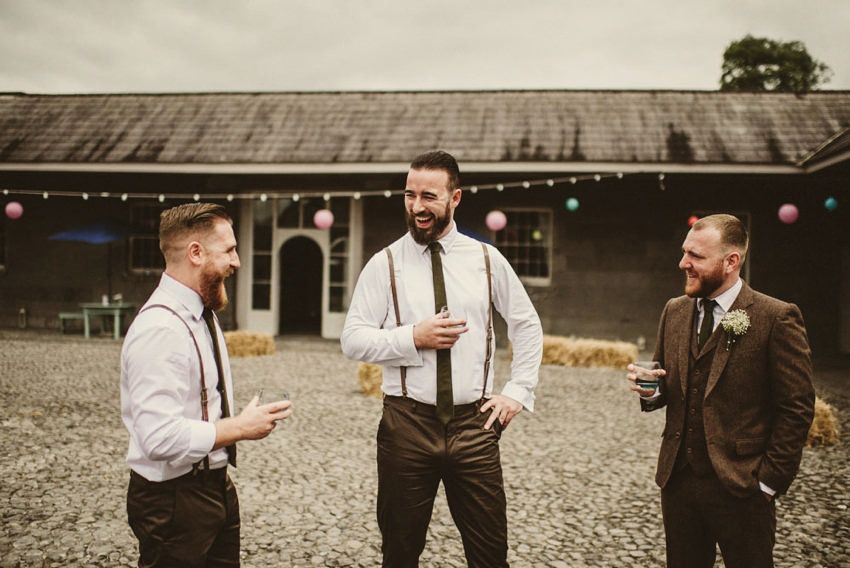 Loughcrew House wedding photos 00037