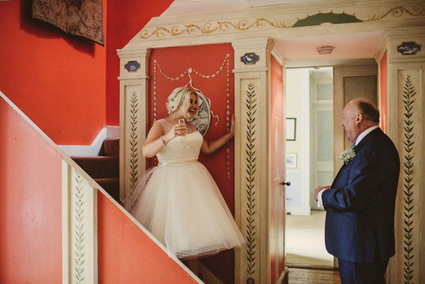 Loughcrew House wedding photos 00043