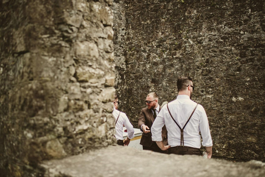 Loughcrew House wedding photos 00047