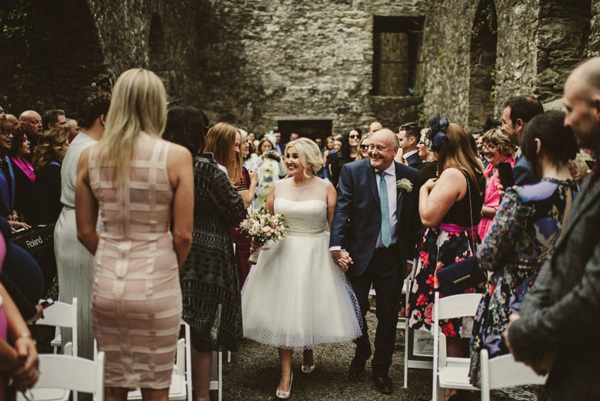 Loughcrew House wedding photos 00049