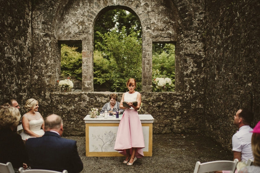 Loughcrew House wedding photos 00053