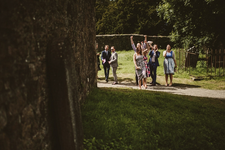 Loughcrew House wedding photos 00064