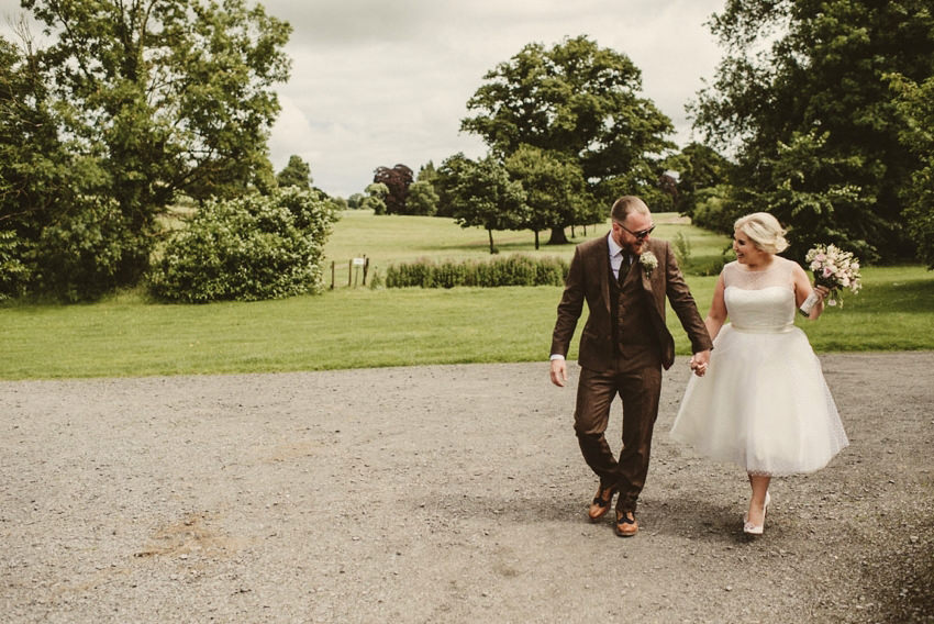 Loughcrew House wedding photos 00065