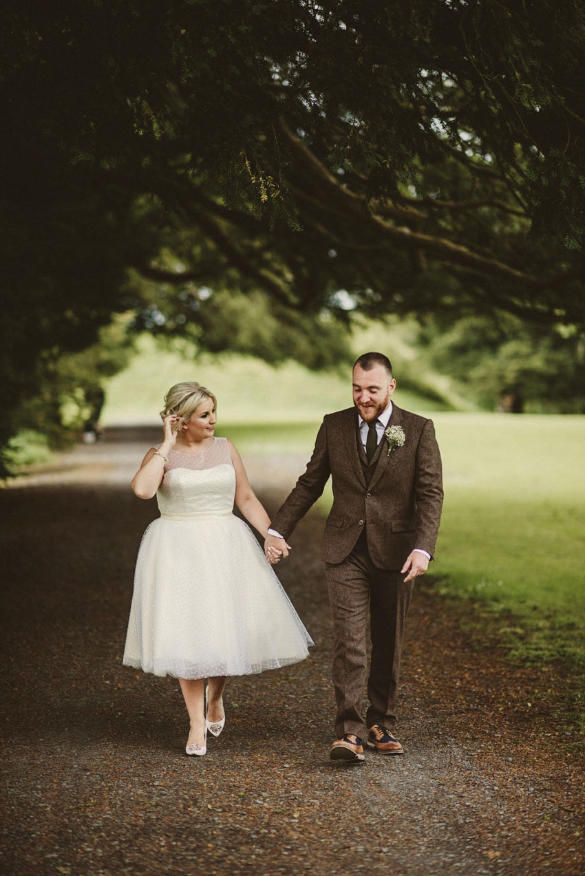 Loughcrew House wedding photos 00067
