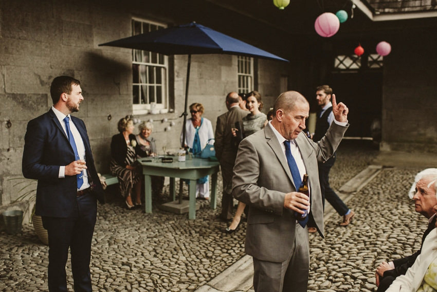 Loughcrew House wedding photos 00077