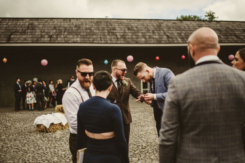Loughcrew House wedding photos 00079