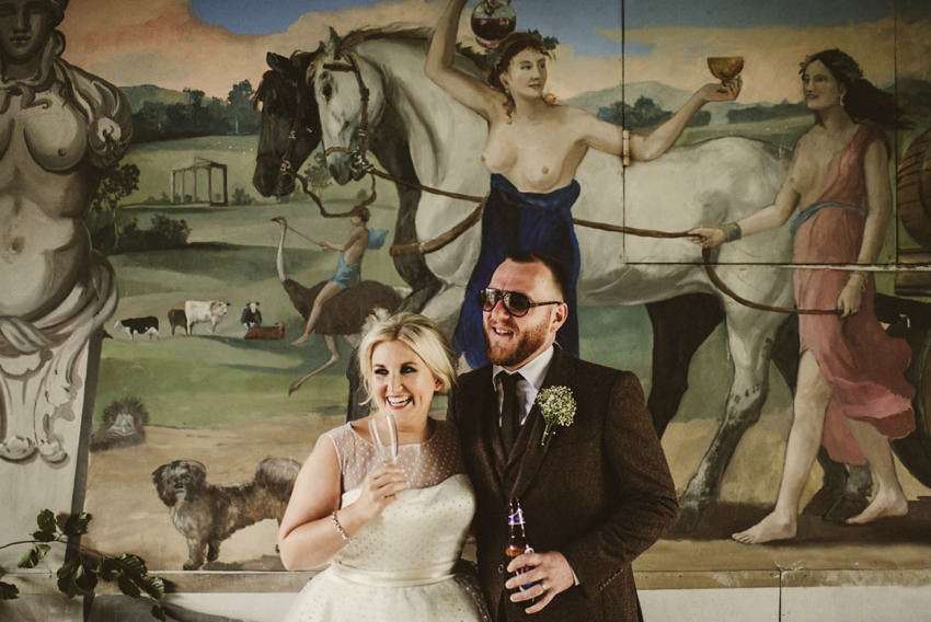Loughcrew House wedding photos 00082