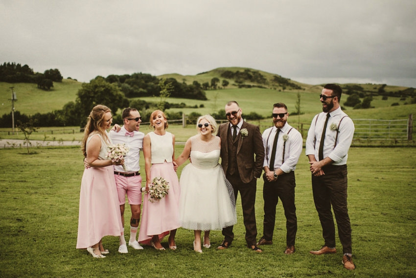 Loughcrew House wedding photos 00084