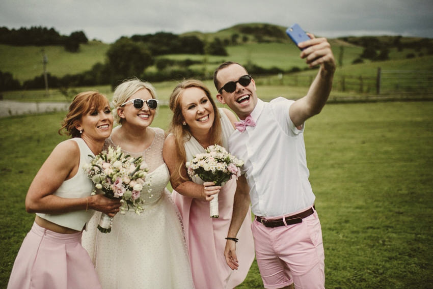 Loughcrew House wedding photos 00085