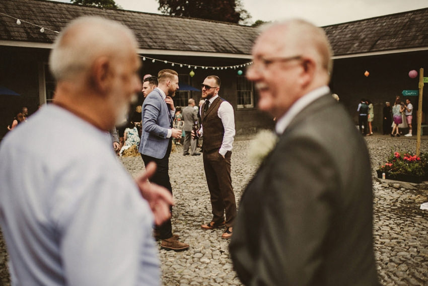 Loughcrew House wedding photos 00093