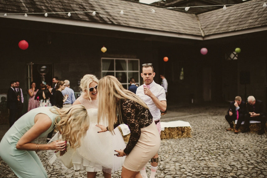Loughcrew House wedding photos 00095
