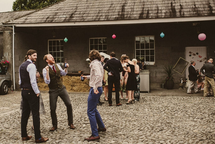 Loughcrew House wedding photos 00098