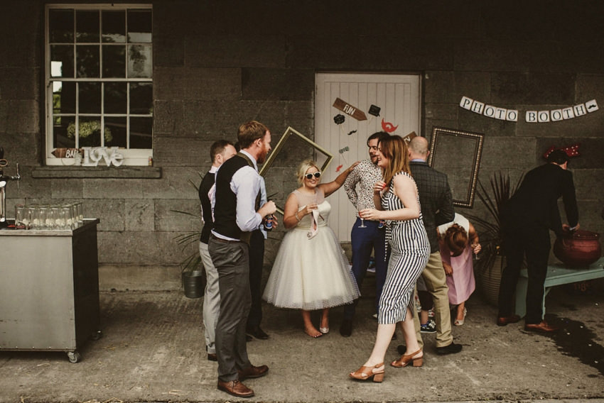 Loughcrew House wedding photos 00101