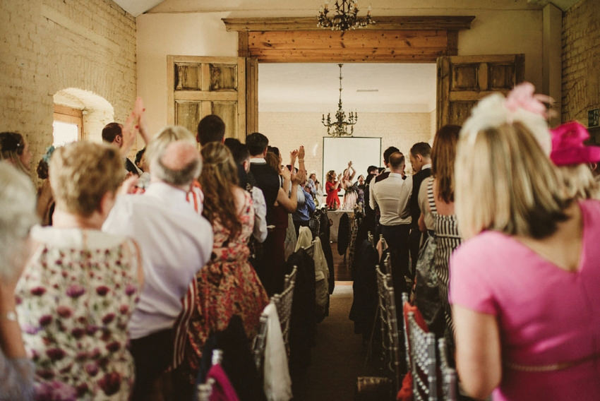 Loughcrew House wedding photos 00108