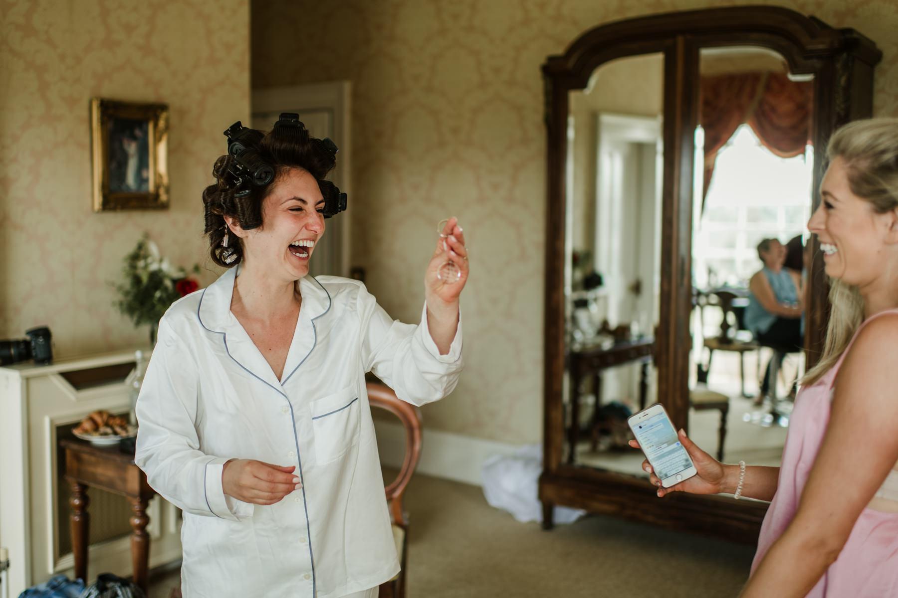 Horetown House Wedding Photographs 0011