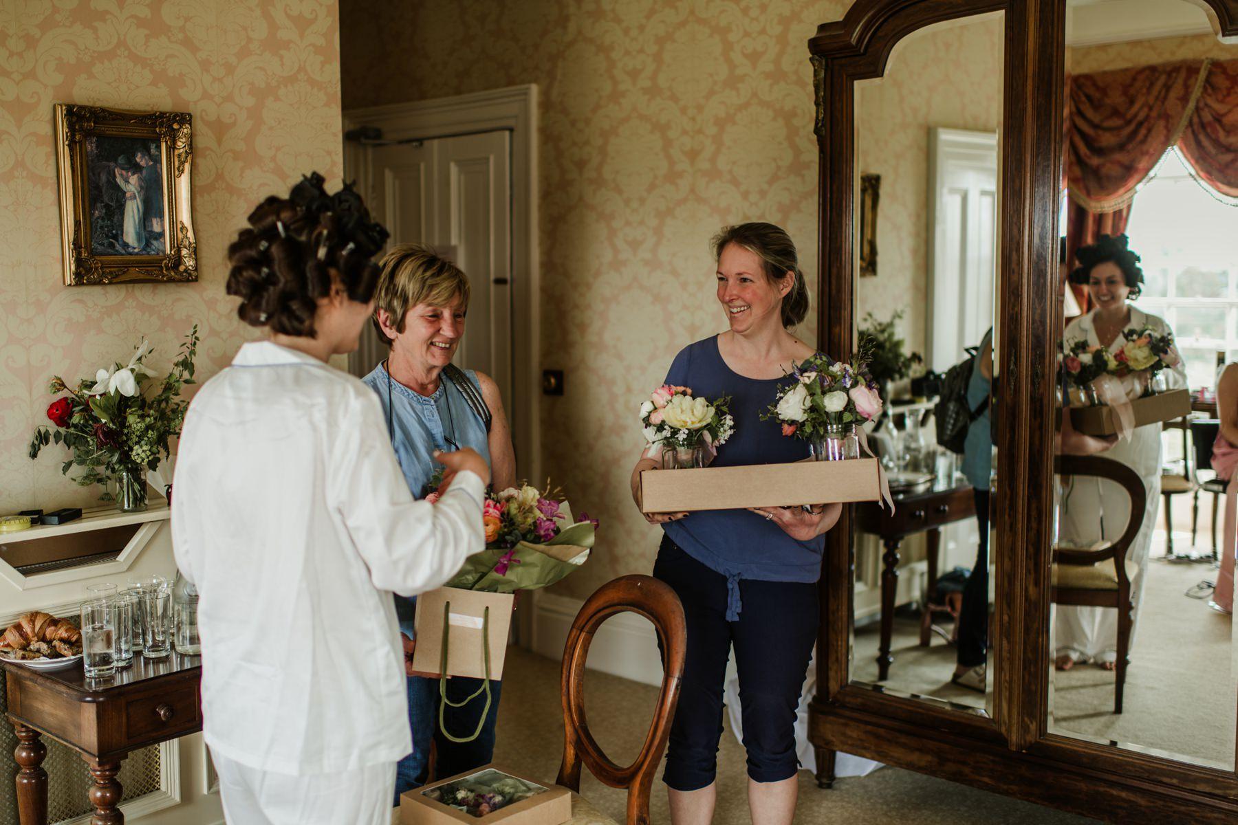 Horetown House Wedding Photographs 0018