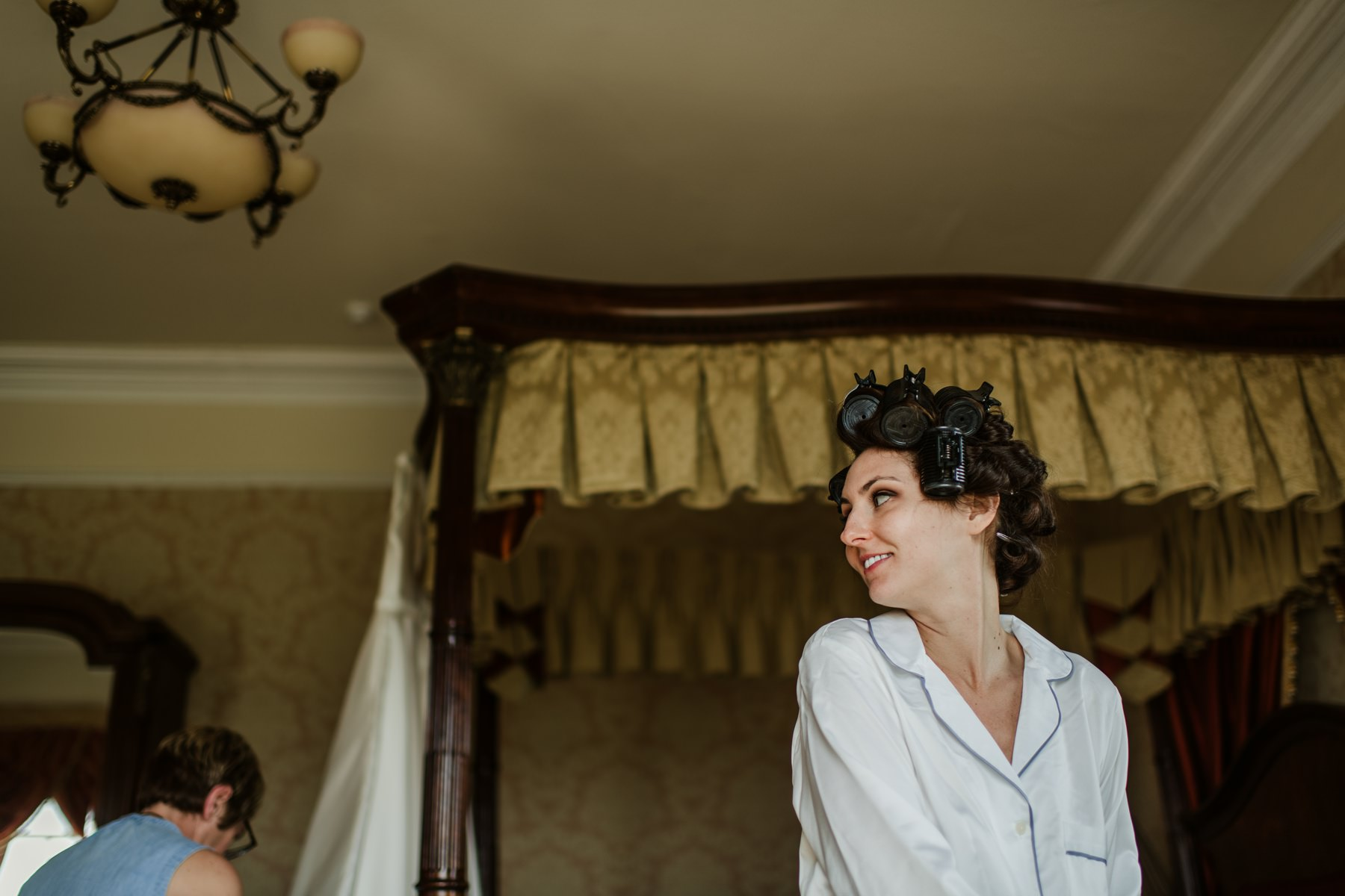 Horetown House Wedding Photographs 0022