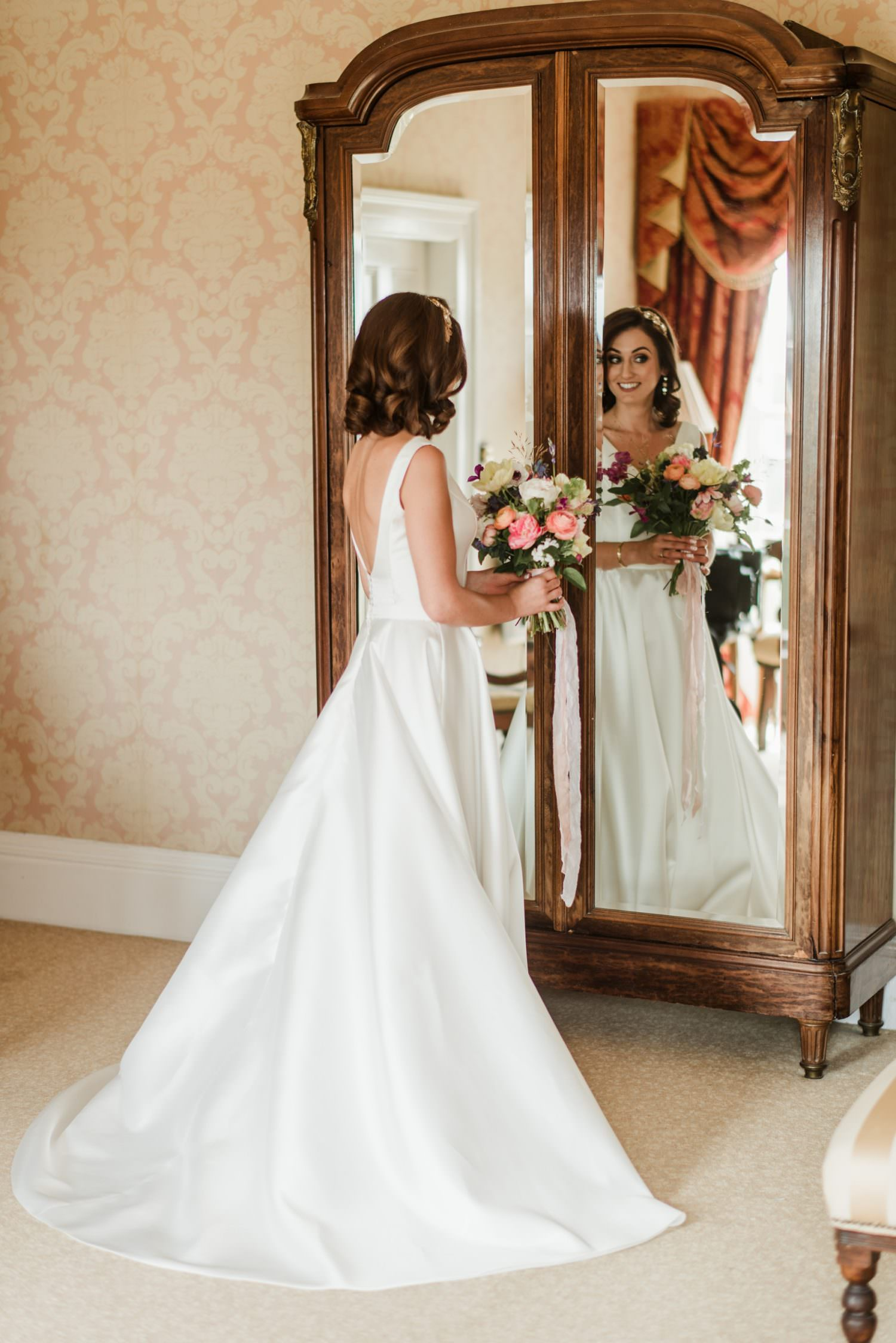 morning preperation ,bride , bridal suite ,horetown house