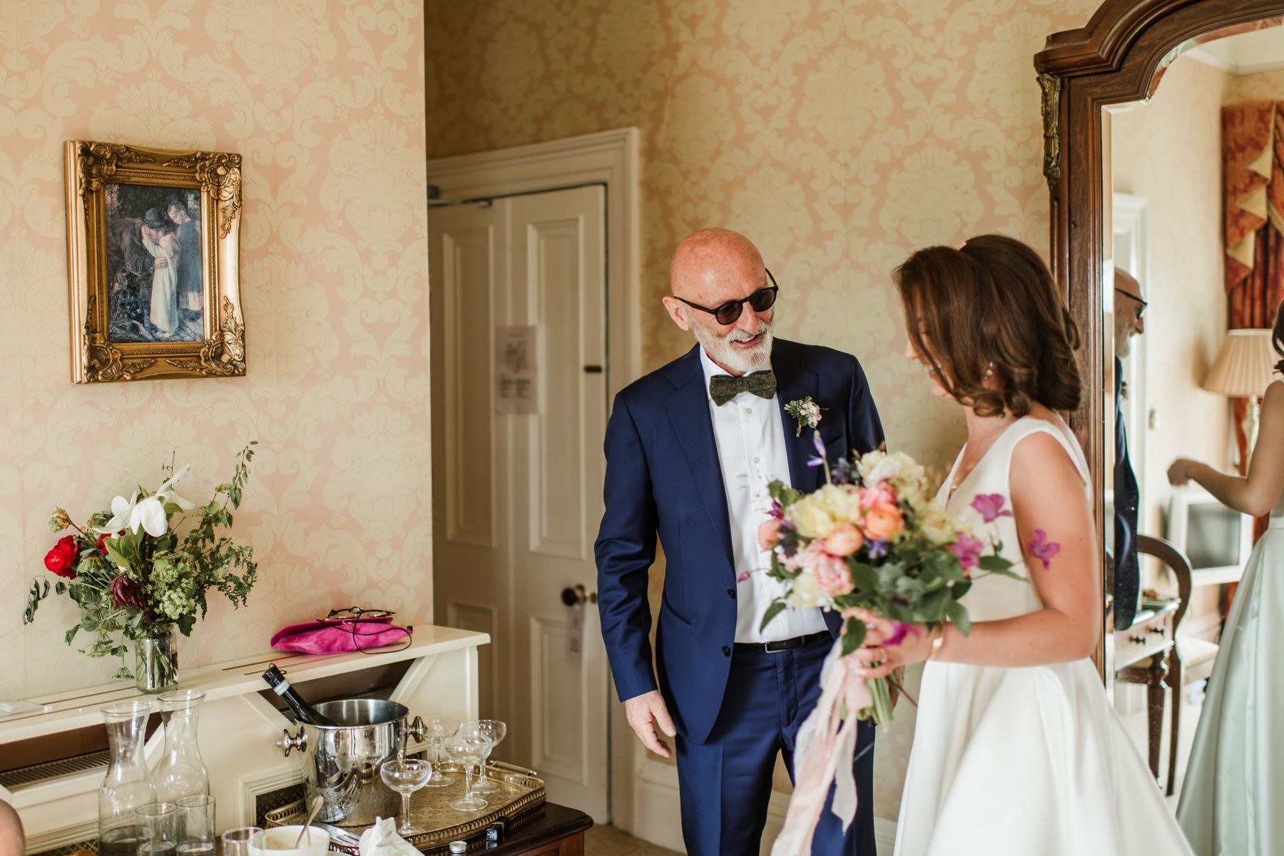 Horetown House Wedding Photographs 0040