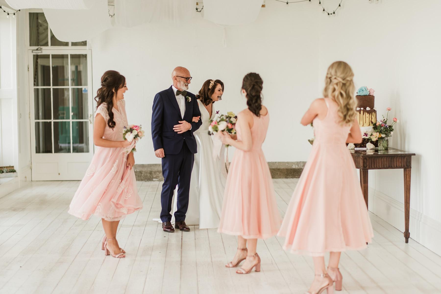 Horetown House Wedding Photographs 0042