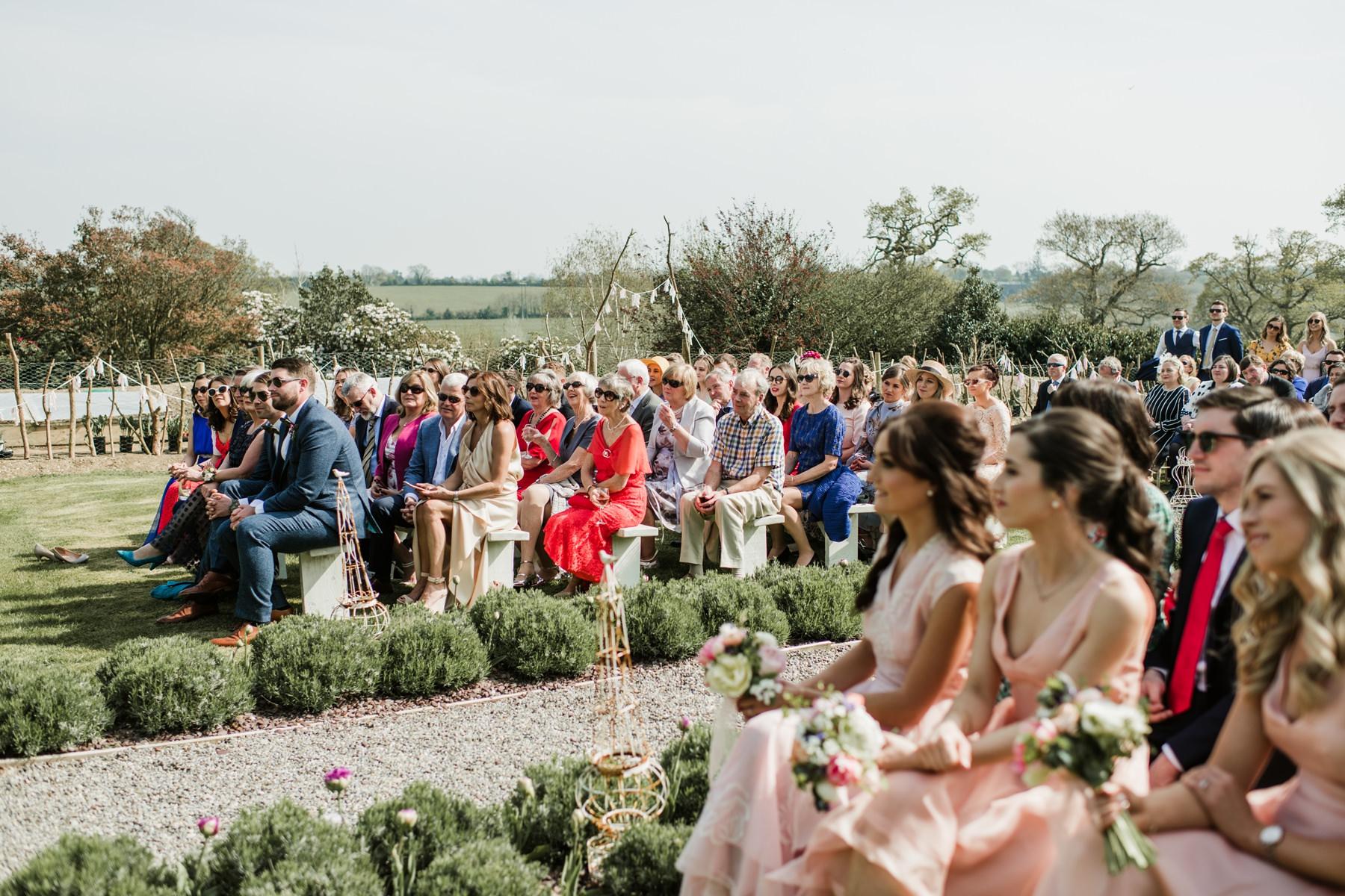 Horetown House Wedding Photographs 0050