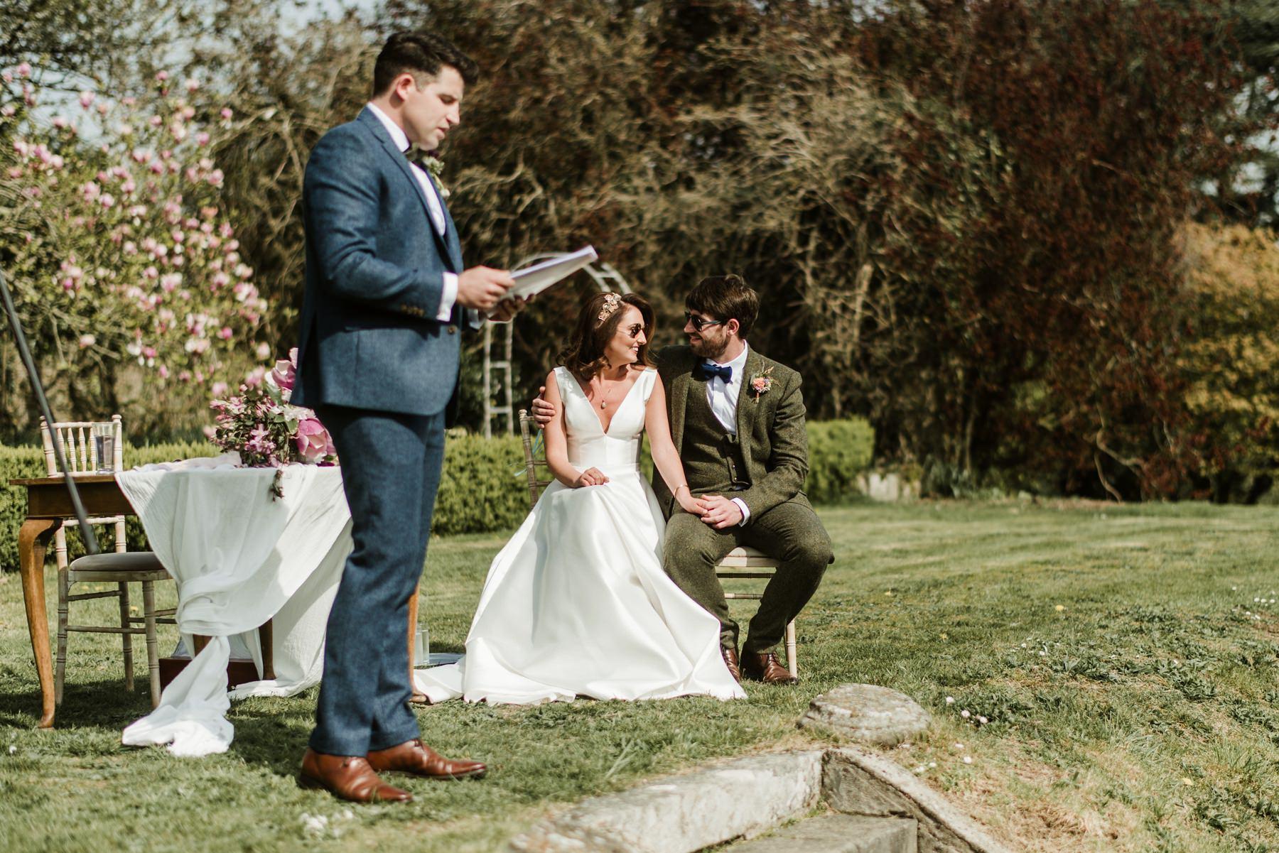 Horetown House Wedding Photographs 0051