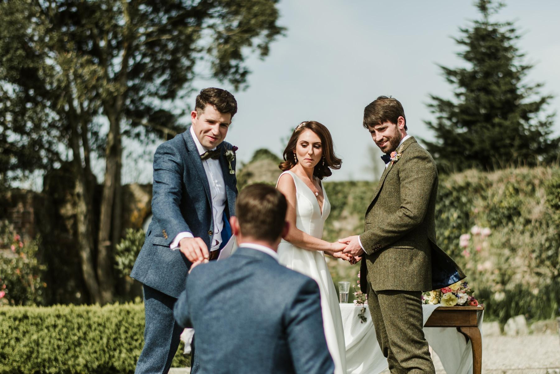 Horetown House Wedding Photographs 0054