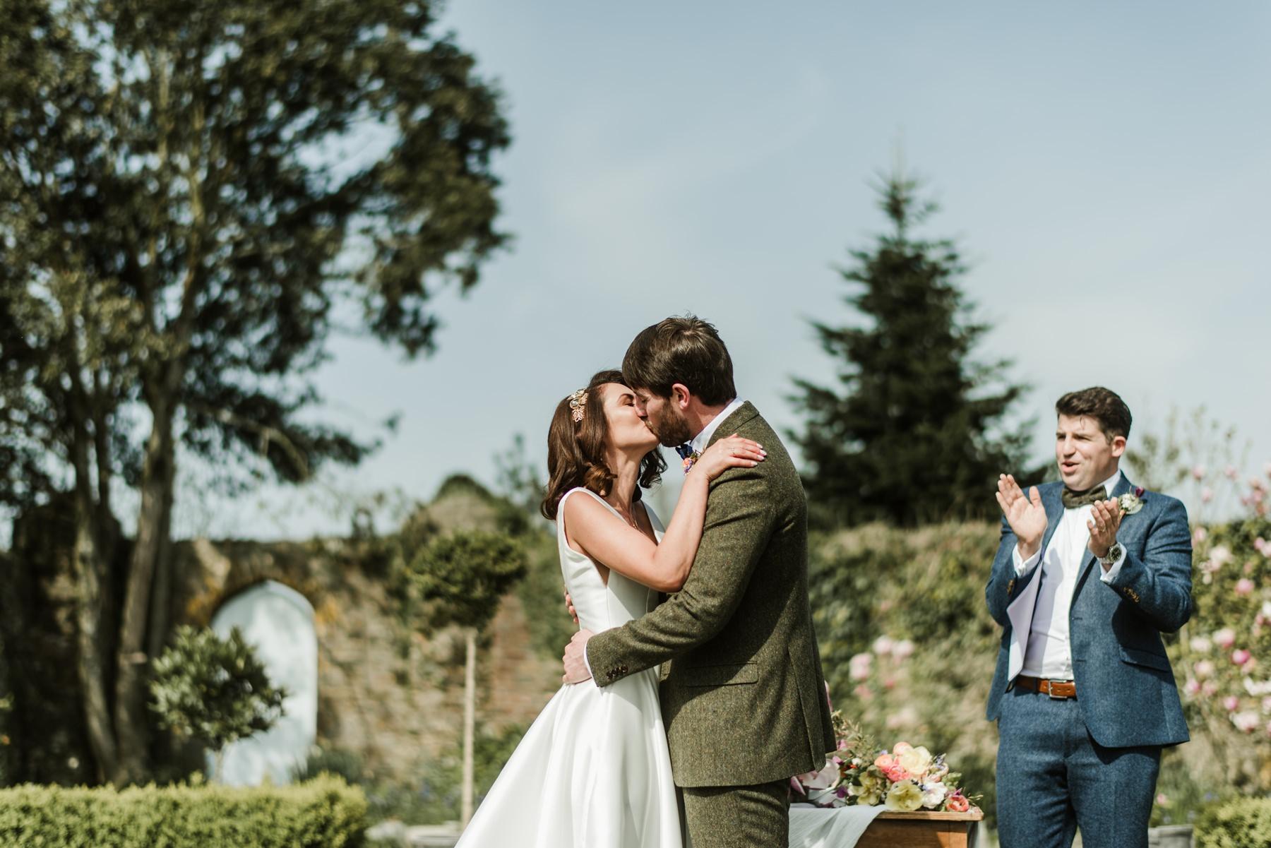 Horetown House Wedding Photographs 0055