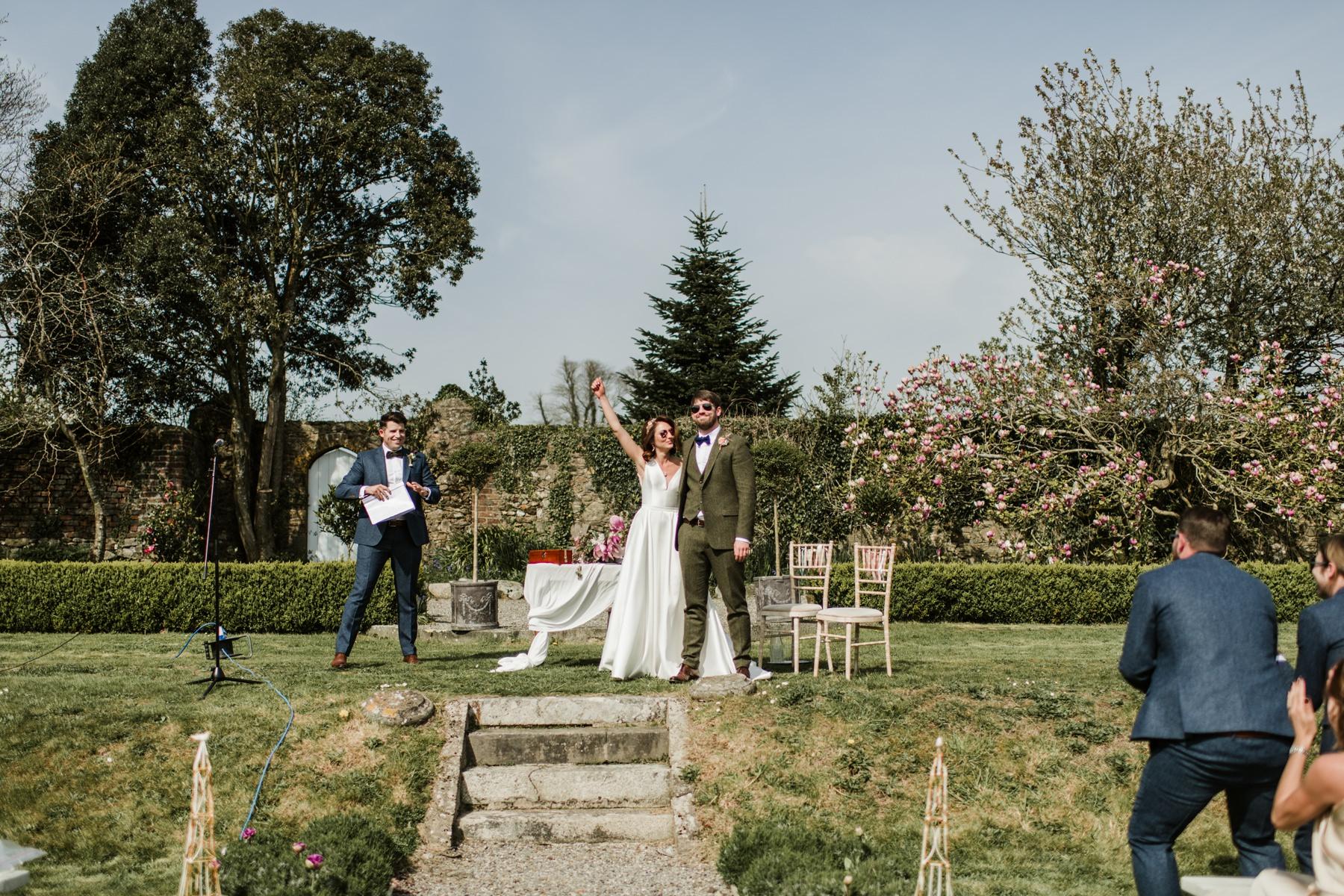 Horetown House Wedding Photographs 0058
