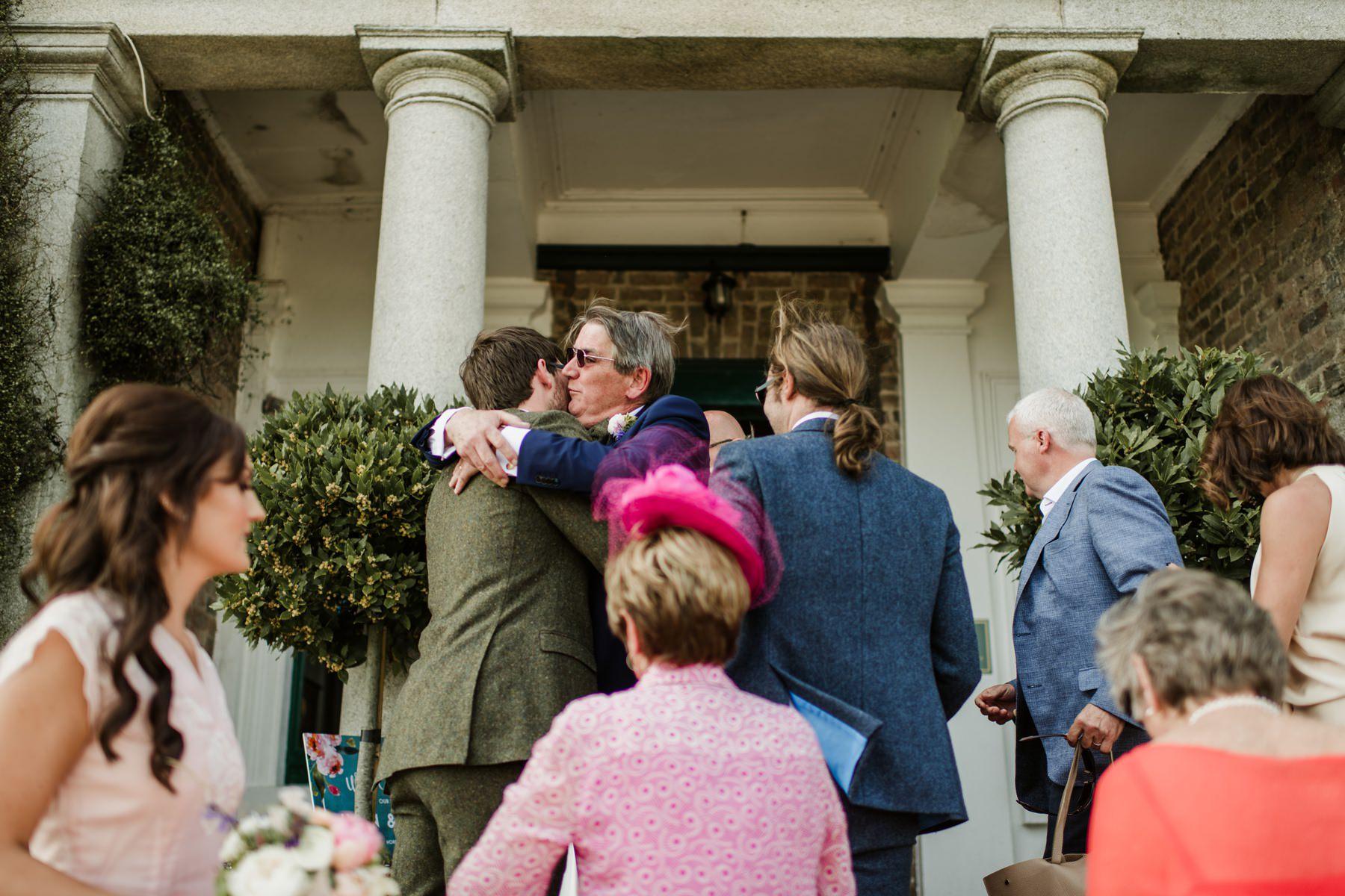 Horetown House Wedding Photographs 0061