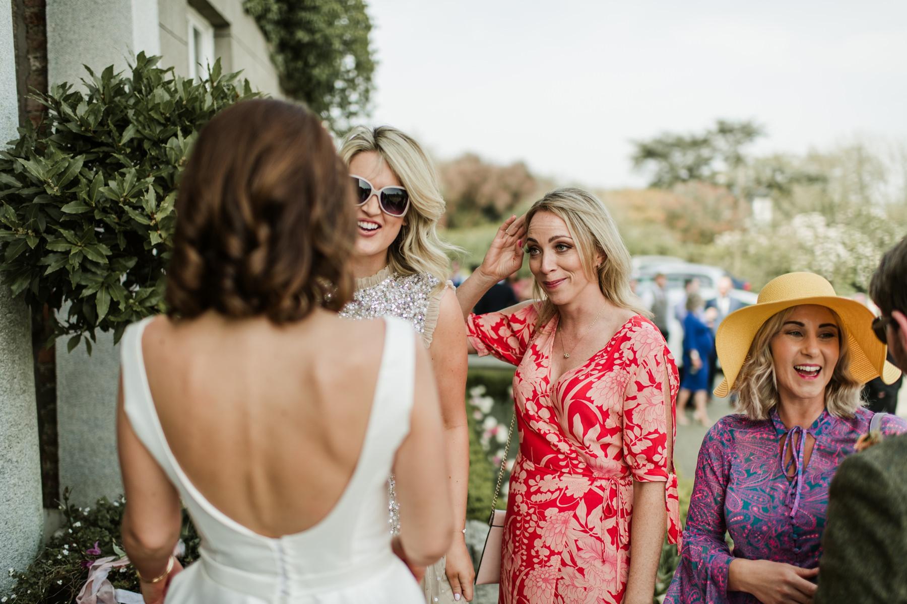 Horetown House Wedding Photographs 0066