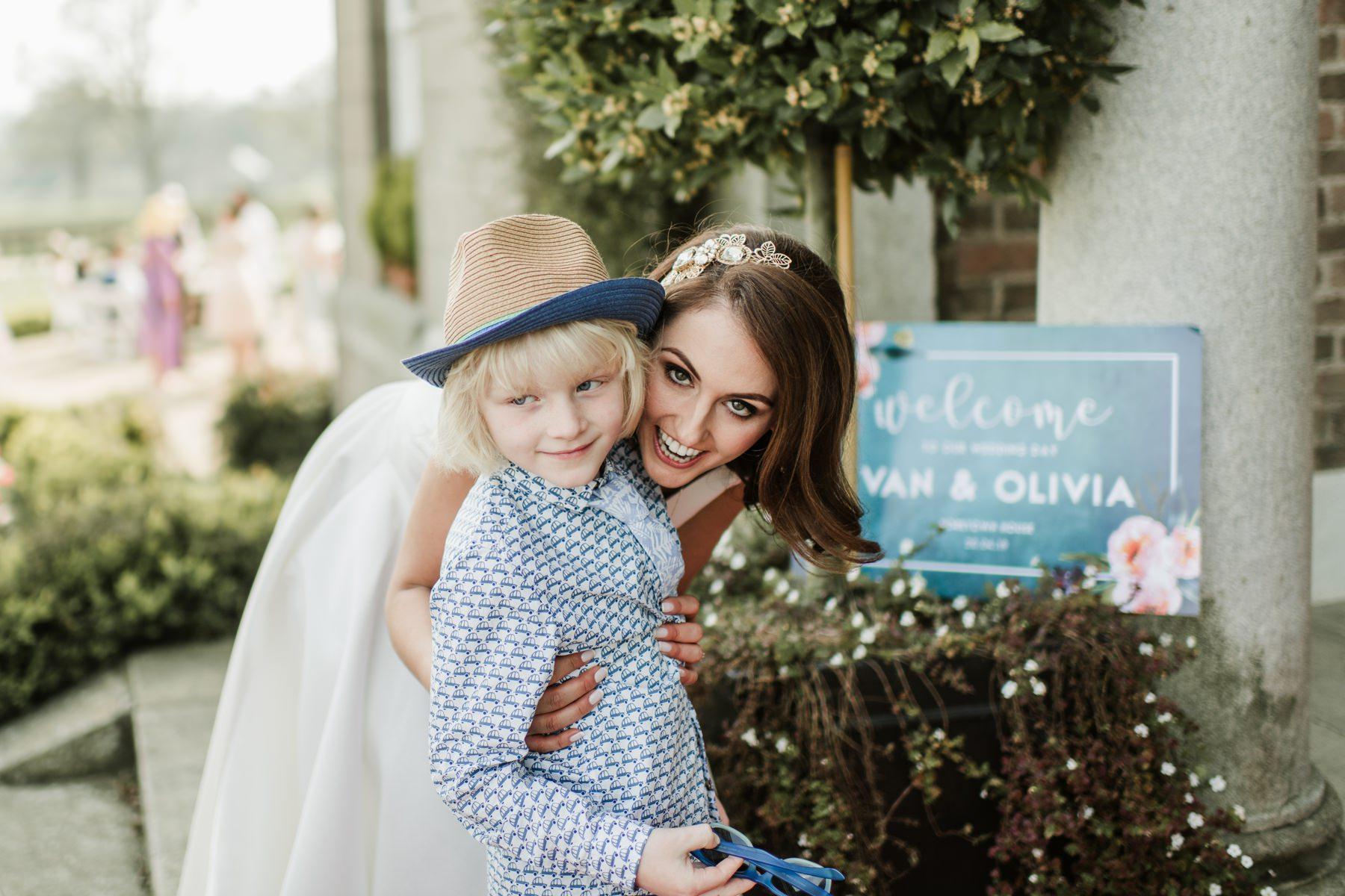 Horetown House Wedding Photographs 0069