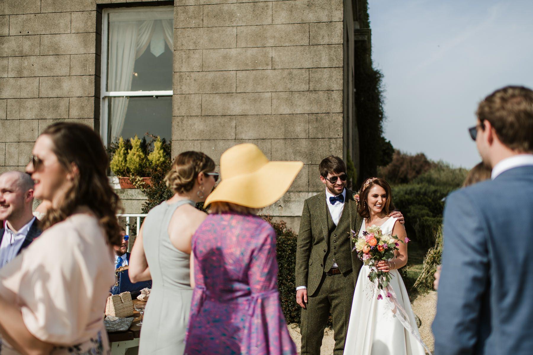 Horetown House Wedding Photographs 0072