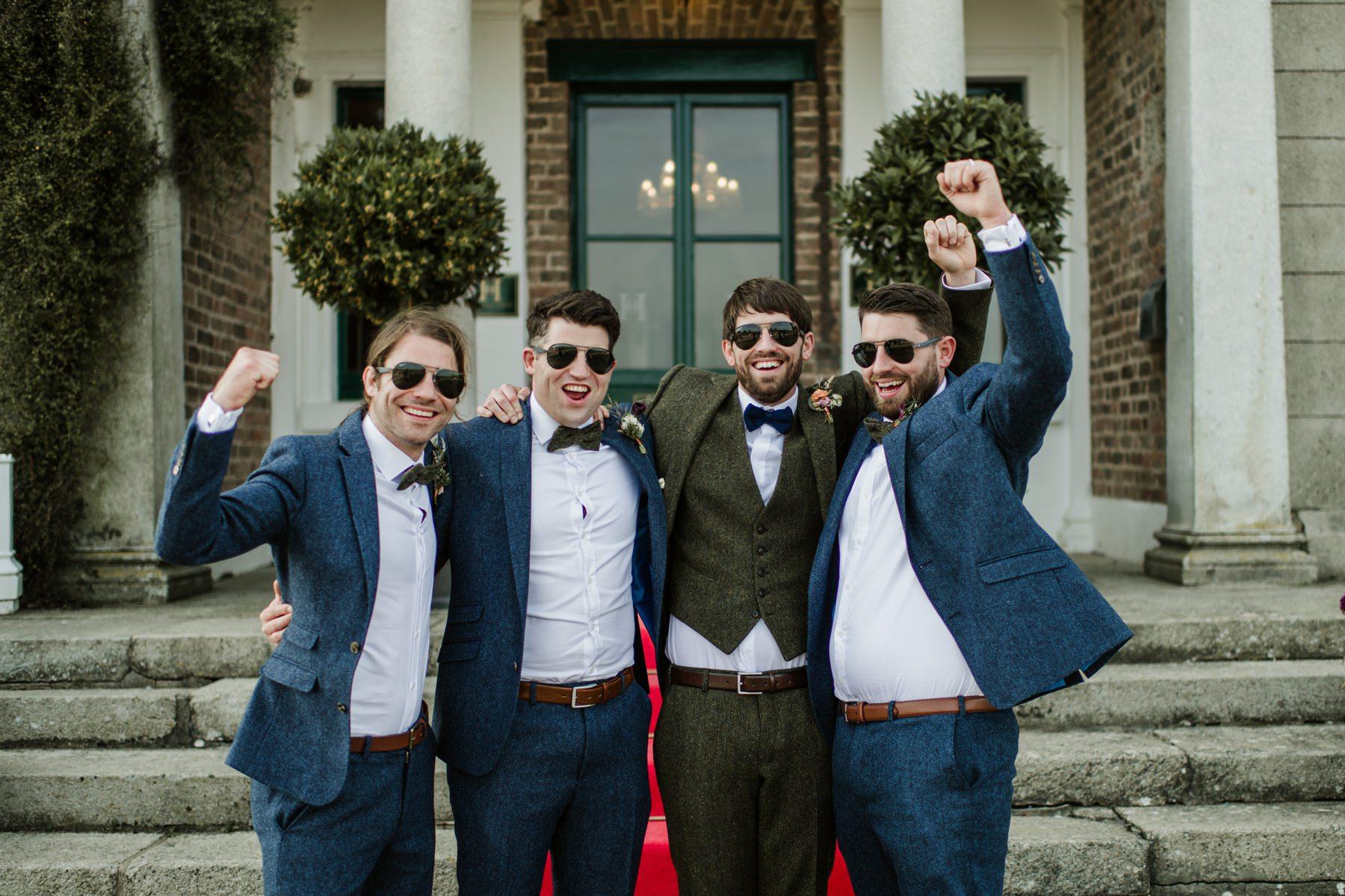 Horetown House Wedding Photographs 0076