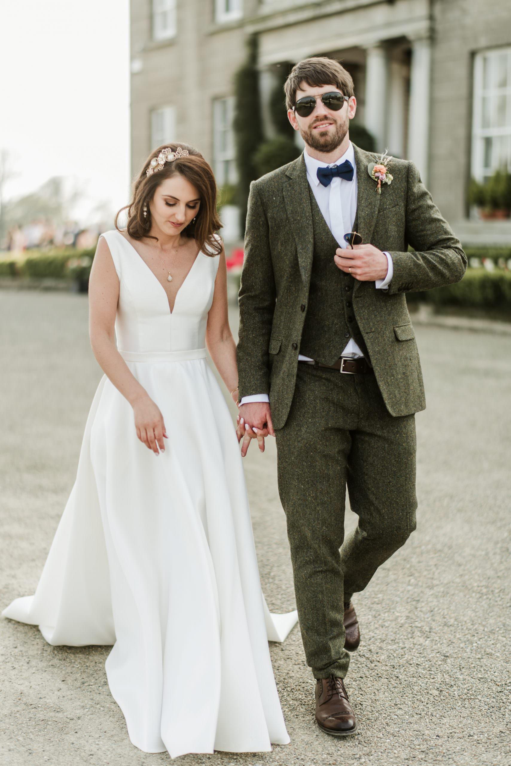 Horetown House Wedding Photographs 0081 scaled