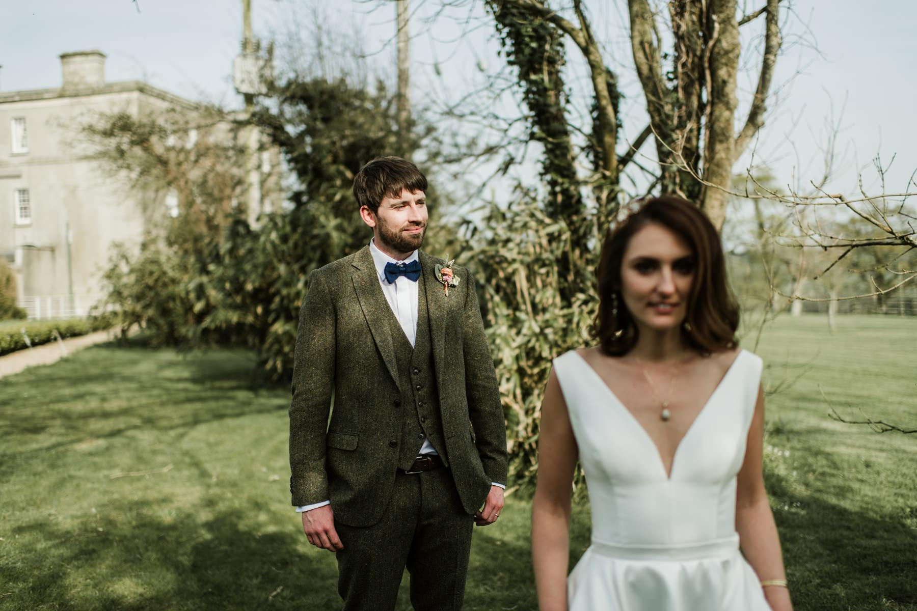 Horetown House Wedding Photographs 0096